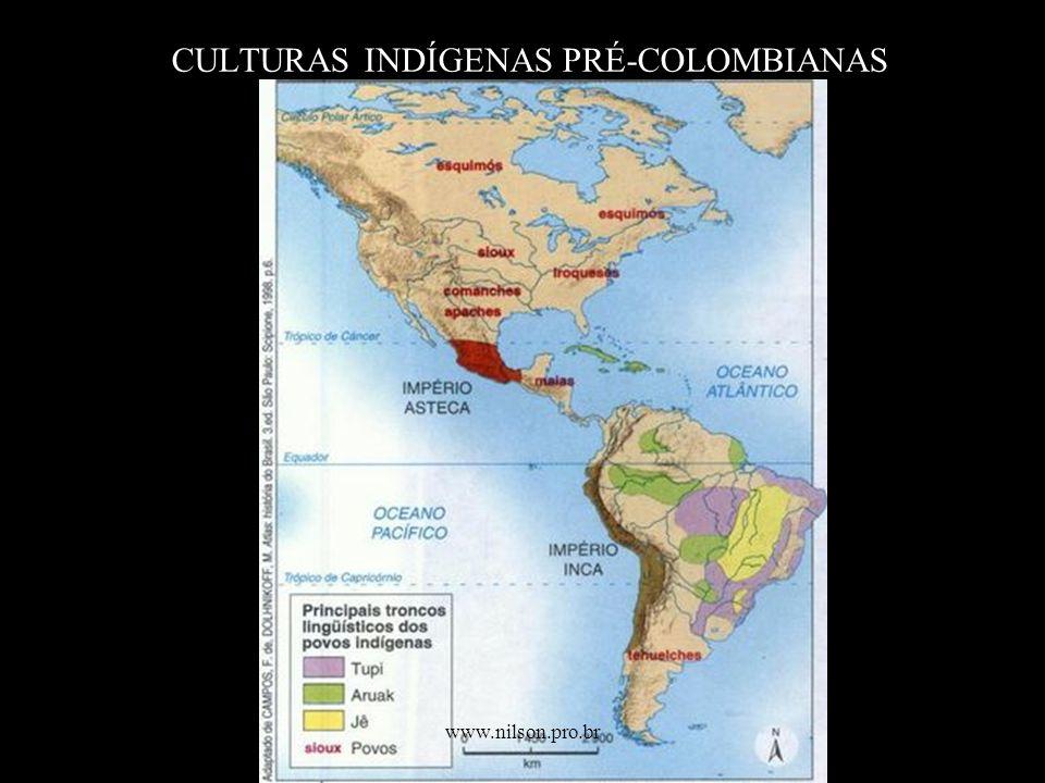 CULTURAS INDÍGENAS PRÉ-COLOMBIANAS