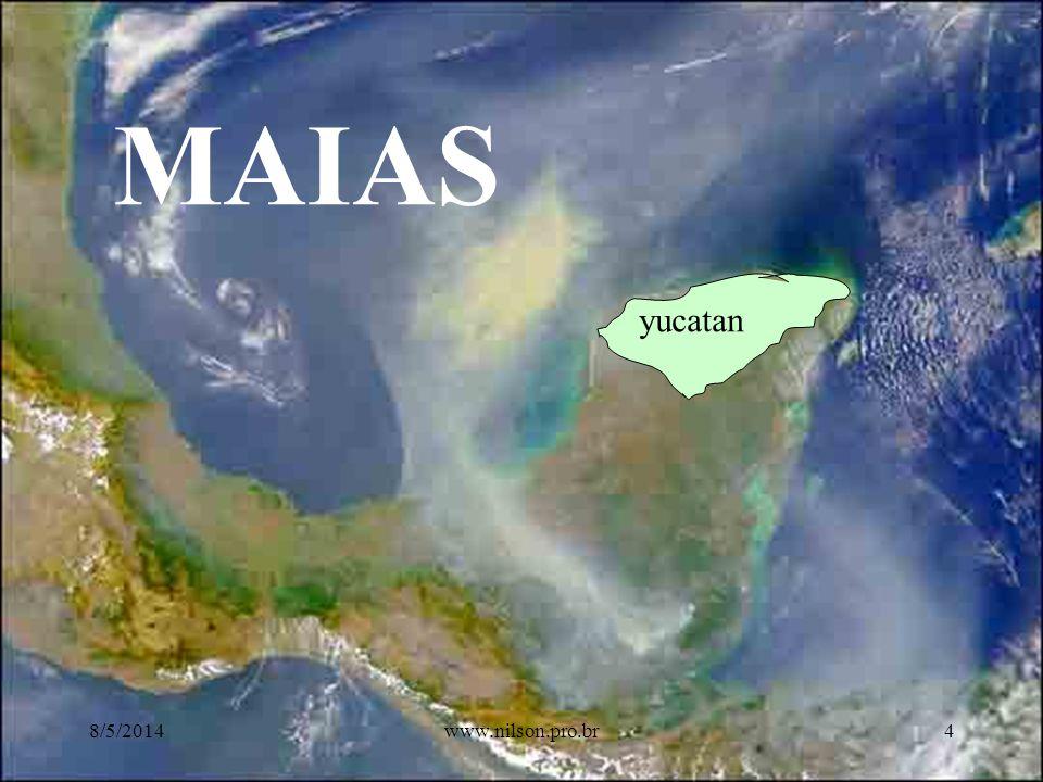 MAIAS yucatan 30/03/2017 www.nilson.pro.br