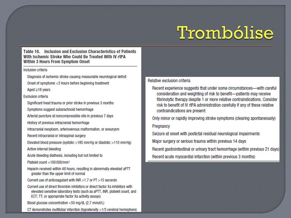 Trombólise