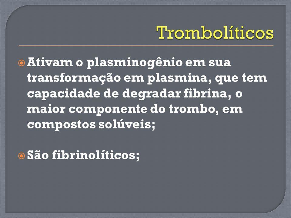 Trombolíticos