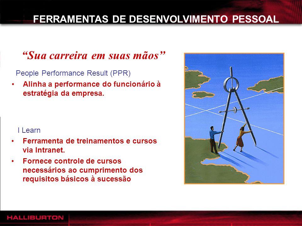 FERRAMENTAS DE DESENVOLVIMENTO PESSOAL
