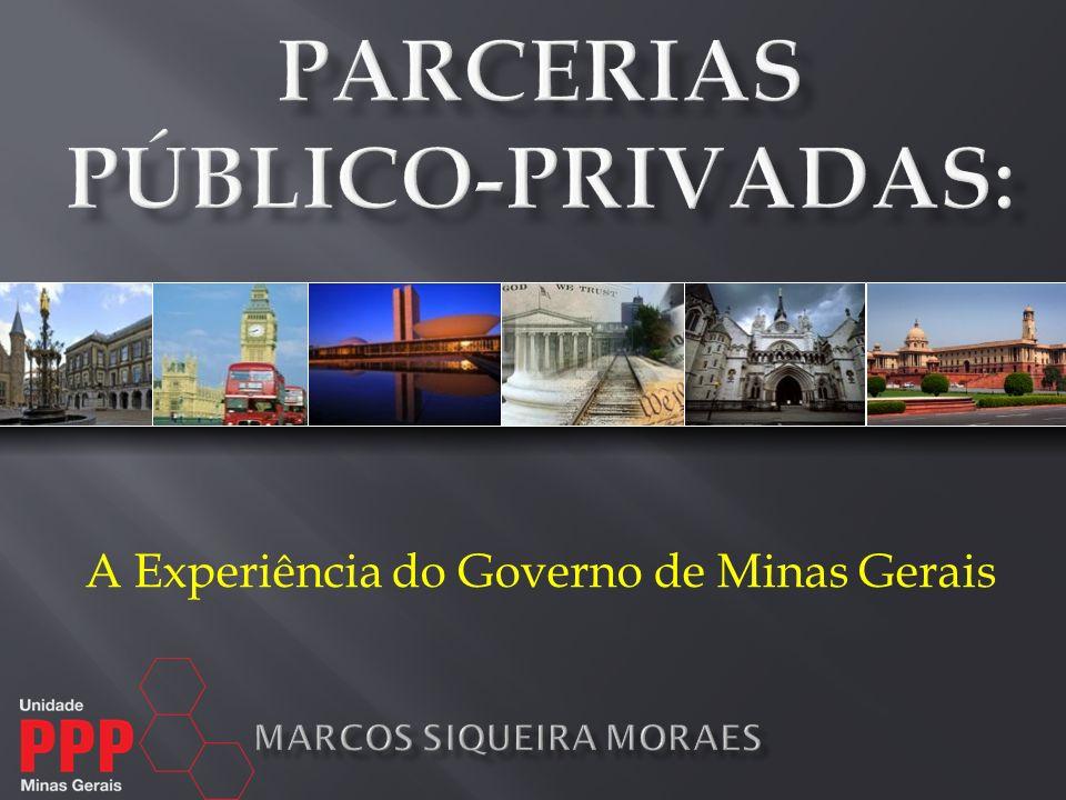 Parcerias público-privadas: Marcos Siqueira moraes