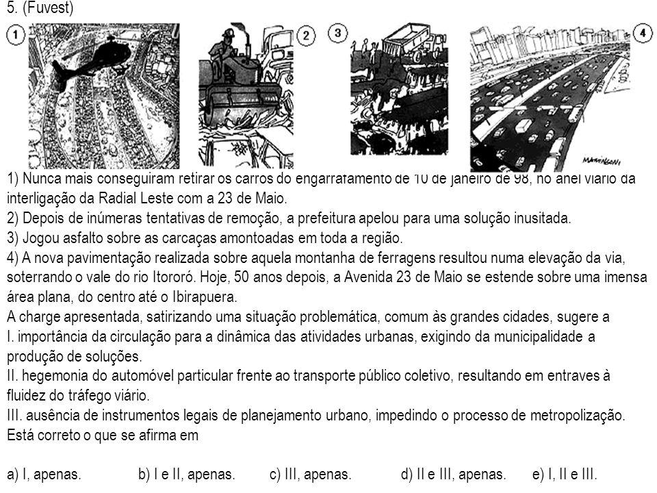 5. (Fuvest)