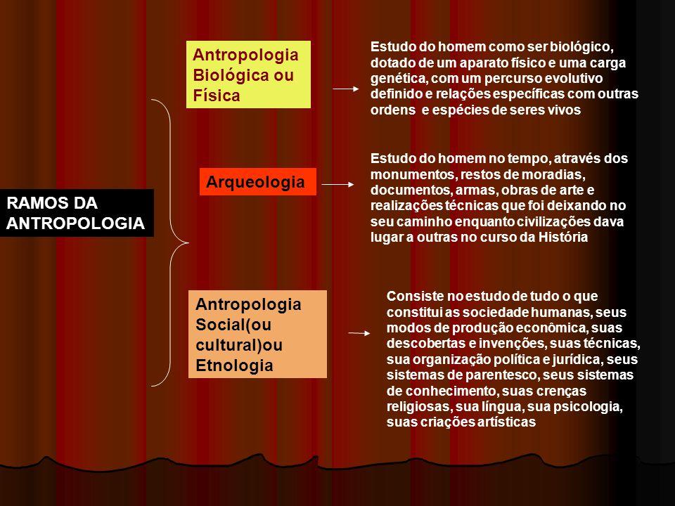 Antropologia Biológica ou Física