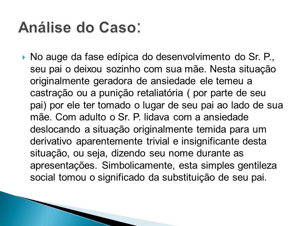 Análise do Caso: