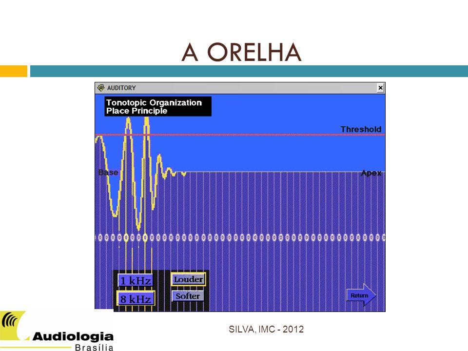 A ORELHA SILVA, IMC - 2012