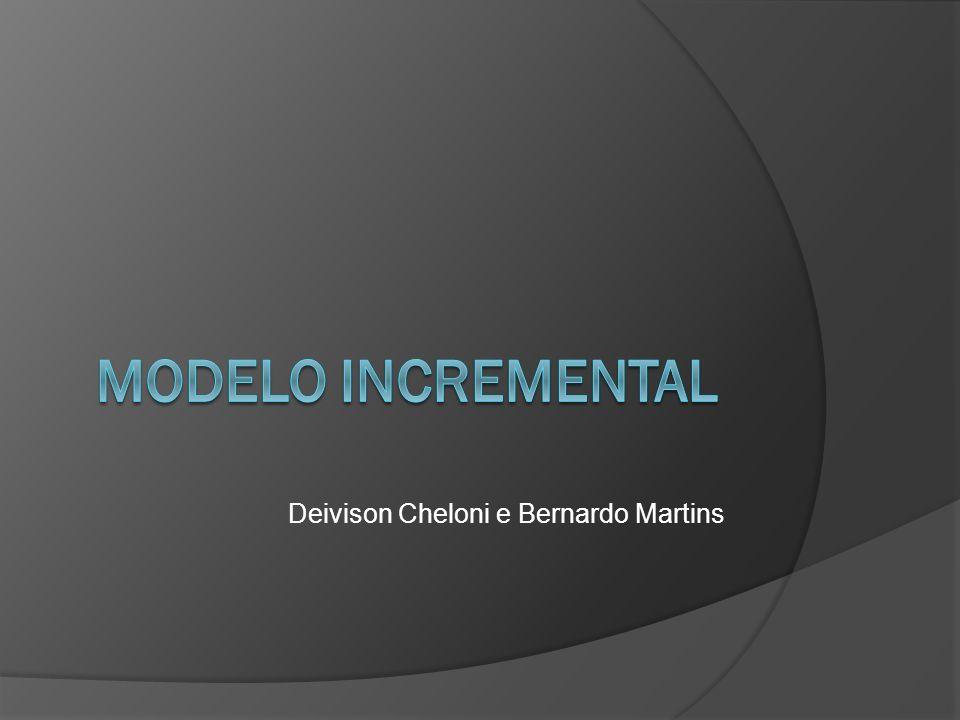 Deivison Cheloni e Bernardo Martins