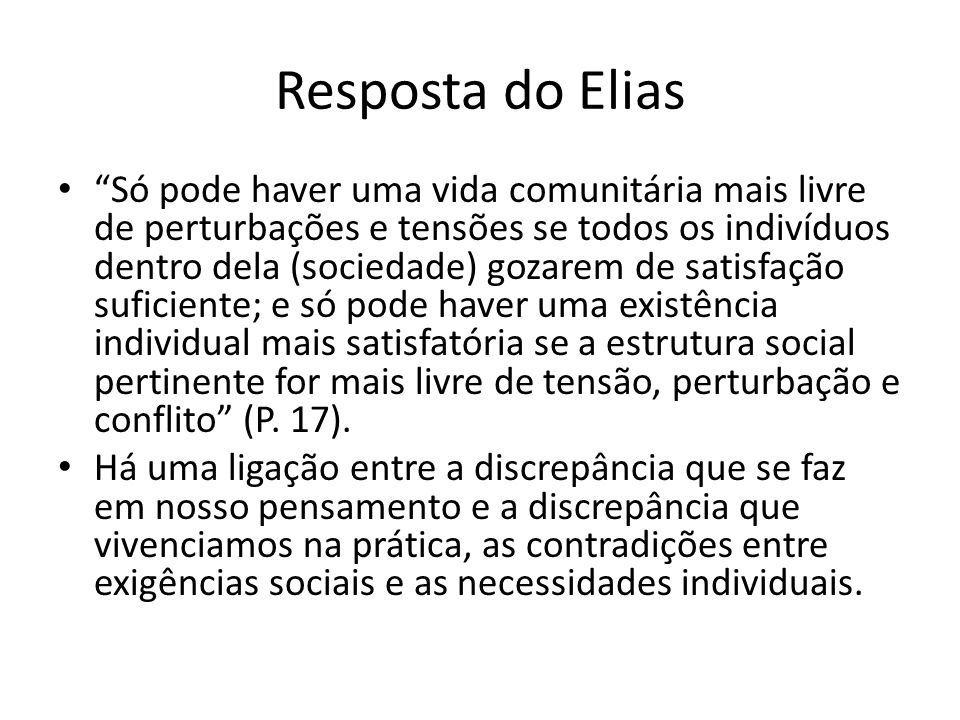 Resposta do Elias