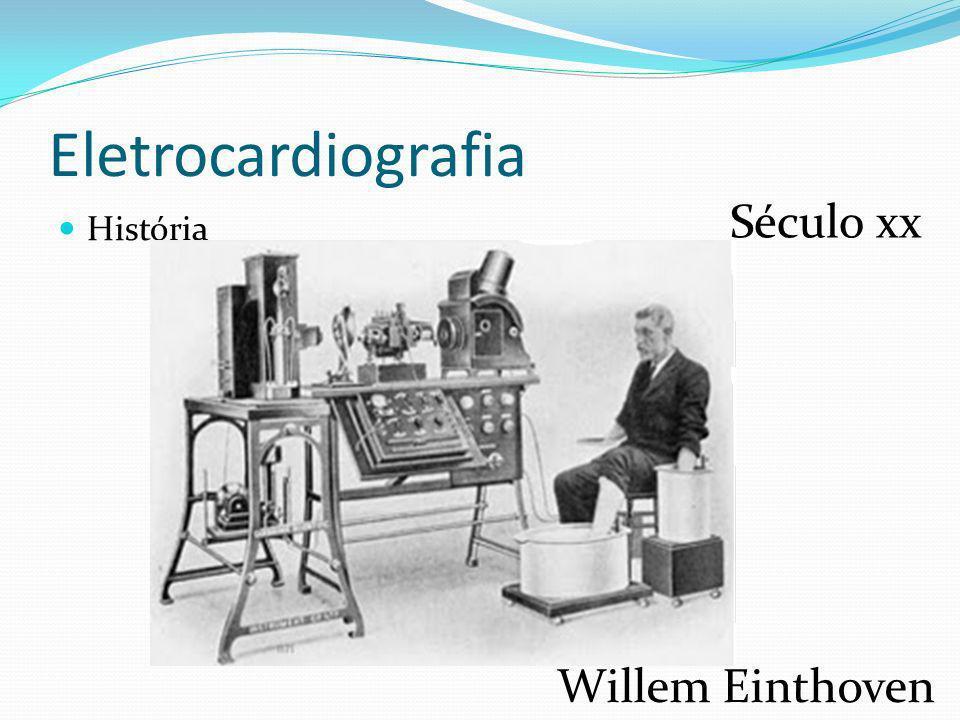 Eletrocardiografia Século xx História Willem Einthoven