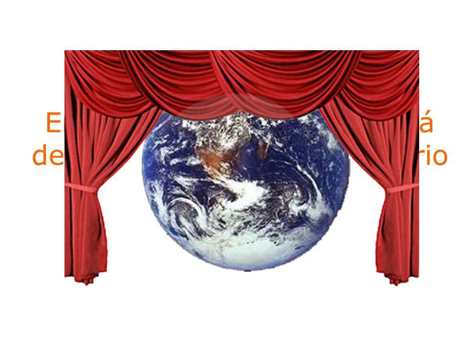 Entender que cada ator está desempenhando o seu próprio papel no palco da vida...