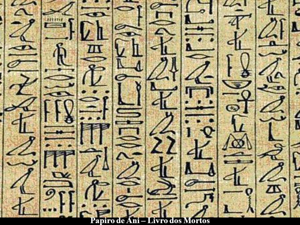 Papiro de Ani – Livro dos Mortos