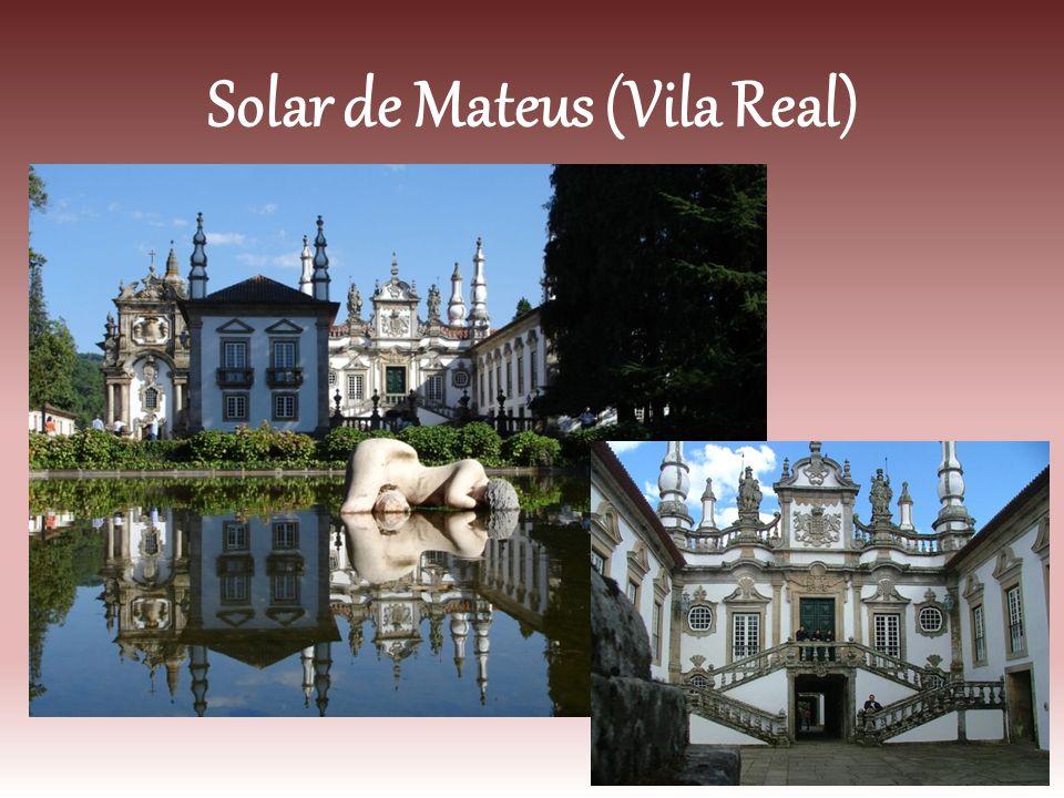 Solar de Mateus (Vila Real)