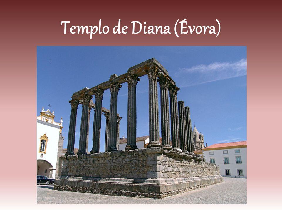 Templo de Diana (Évora)