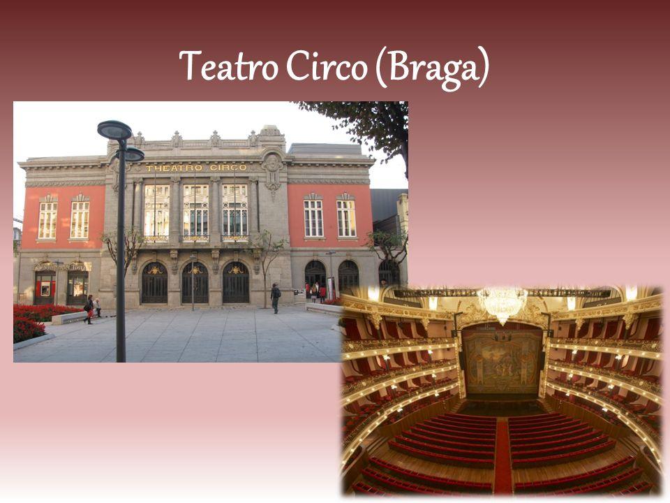 Teatro Circo (Braga)