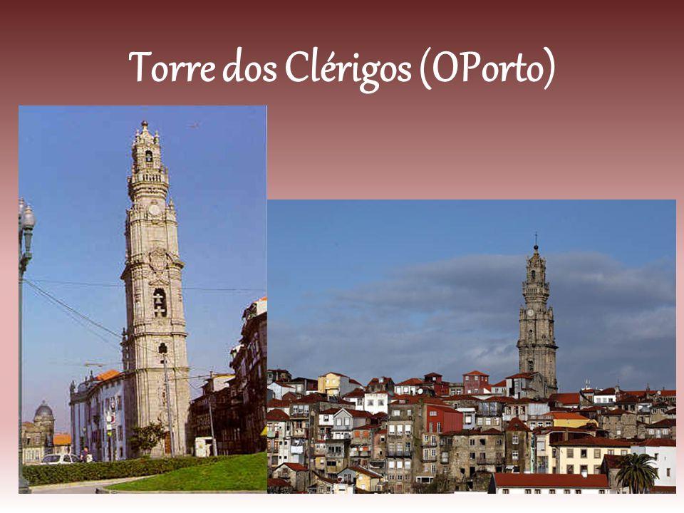 Torre dos Clérigos (OPorto)