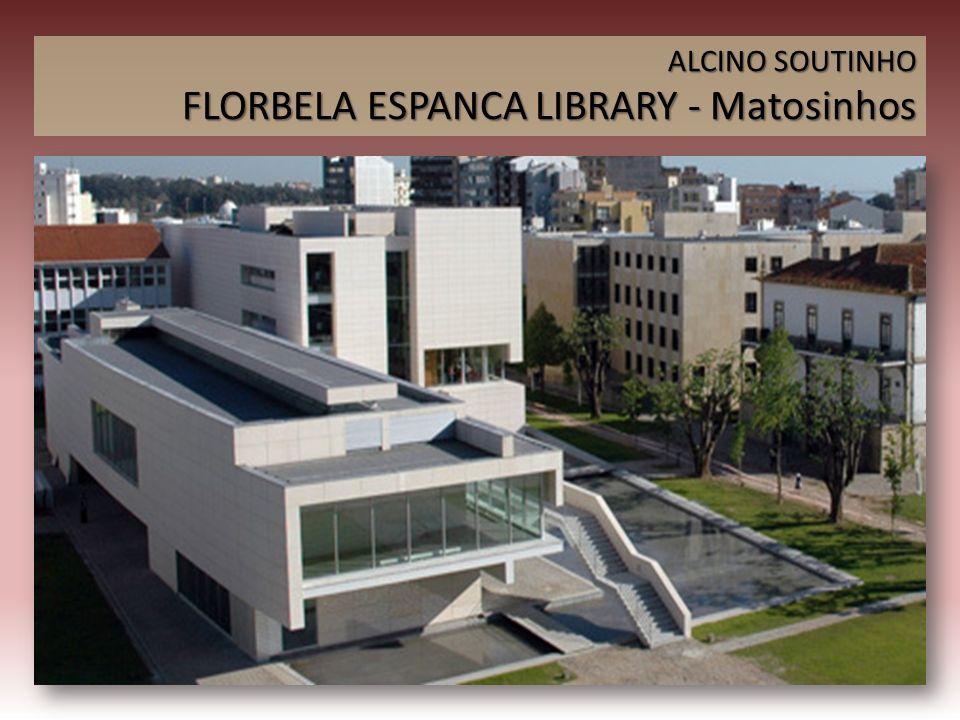 FLORBELA ESPANCA LIBRARY - Matosinhos