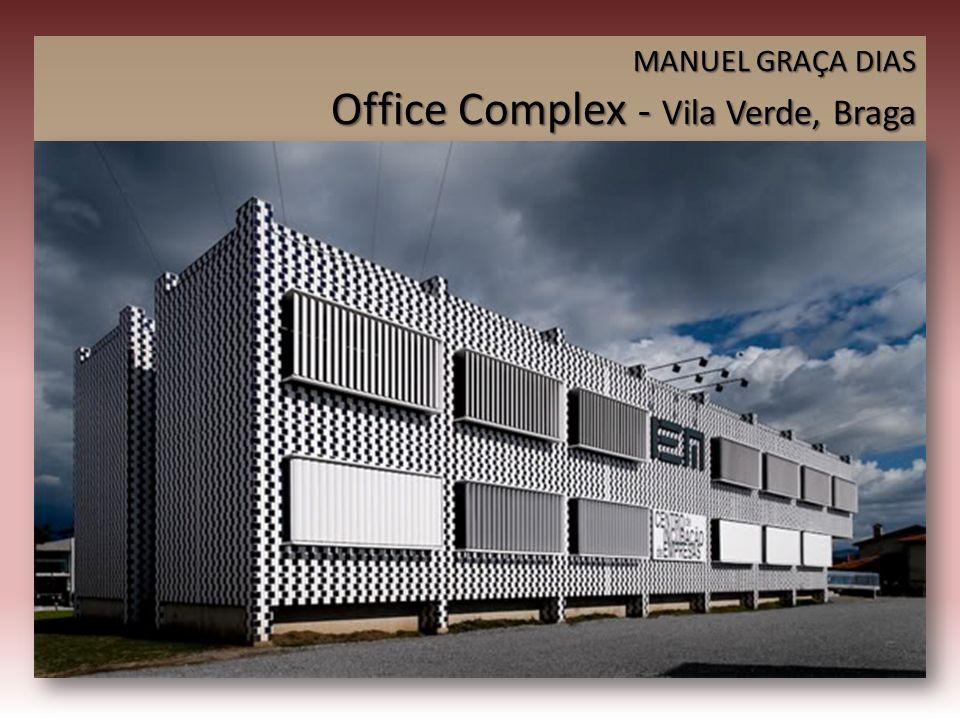 Office Complex - Vila Verde, Braga