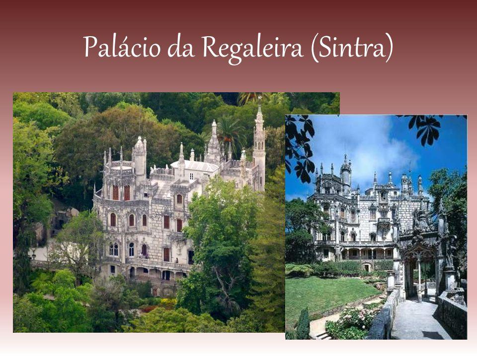 Palácio da Regaleira (Sintra)
