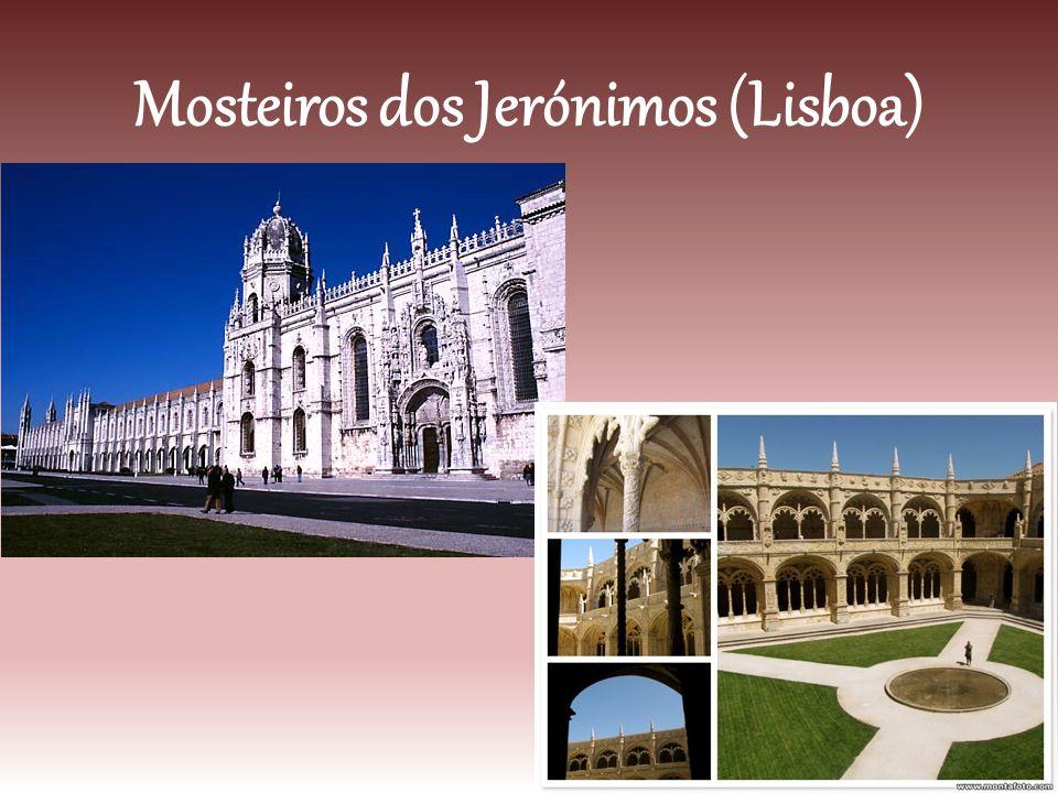 Mosteiros dos Jerónimos (Lisboa)