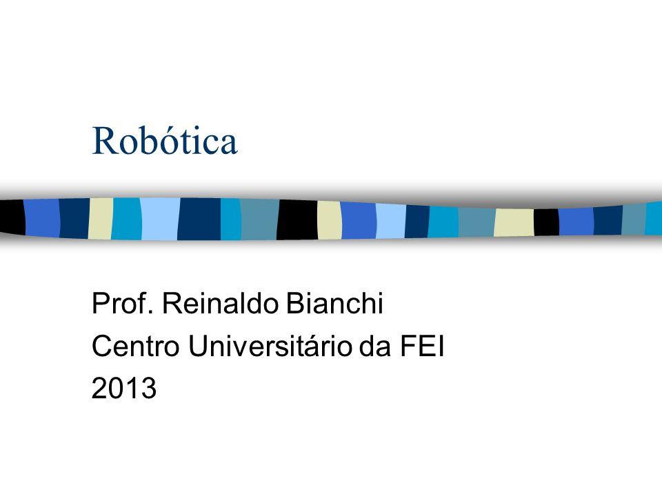 Prof. Reinaldo Bianchi Centro Universitário da FEI 2013