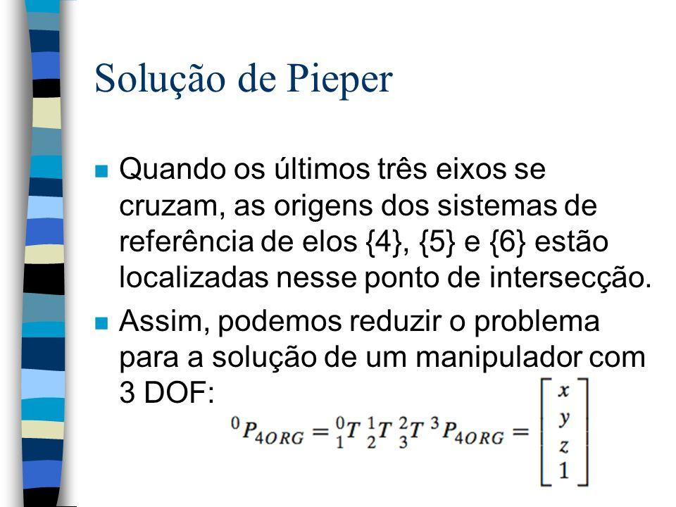 Solução de Pieper