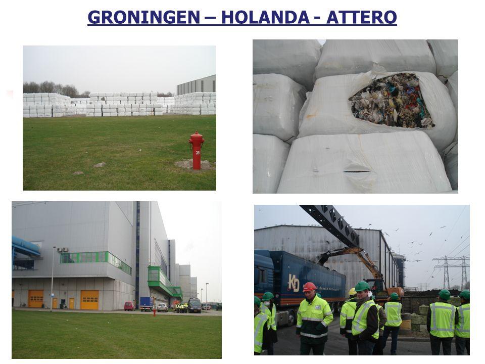 GRONINGEN – HOLANDA - ATTERO
