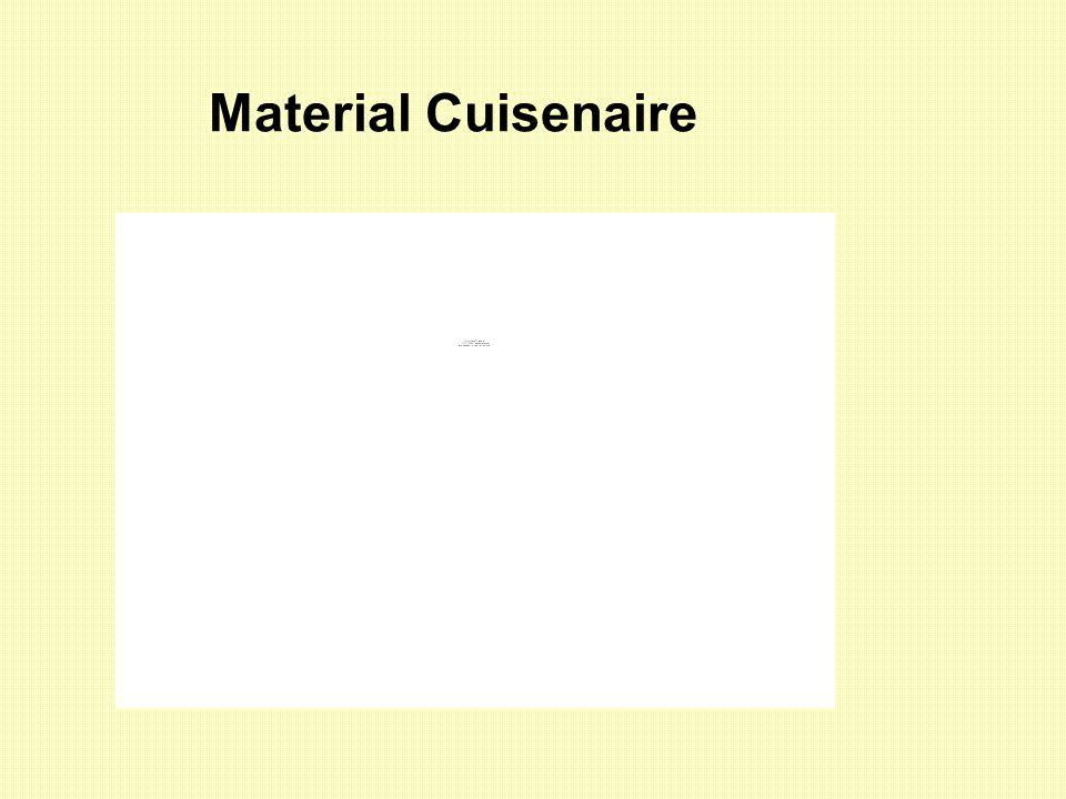 Material Cuisenaire