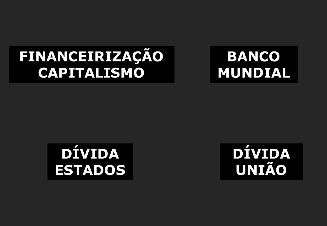 FINANCEIRIZAÇÃO CAPITALISMO