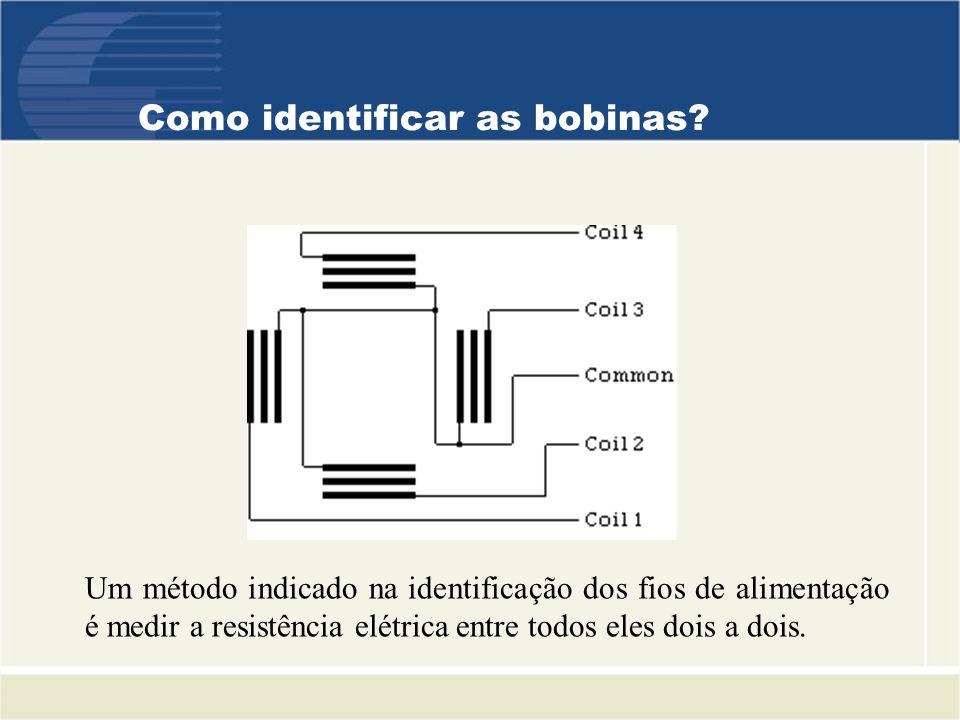 Como identificar as bobinas