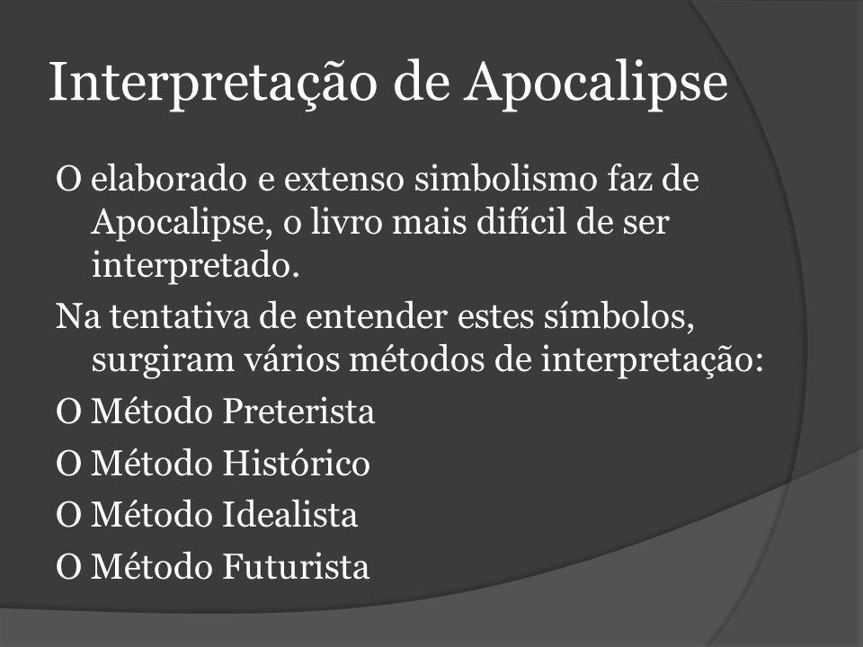 Interpretação de Apocalipse