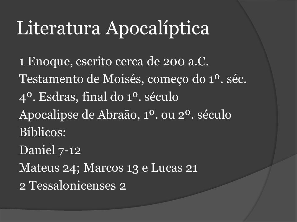 Literatura Apocalíptica