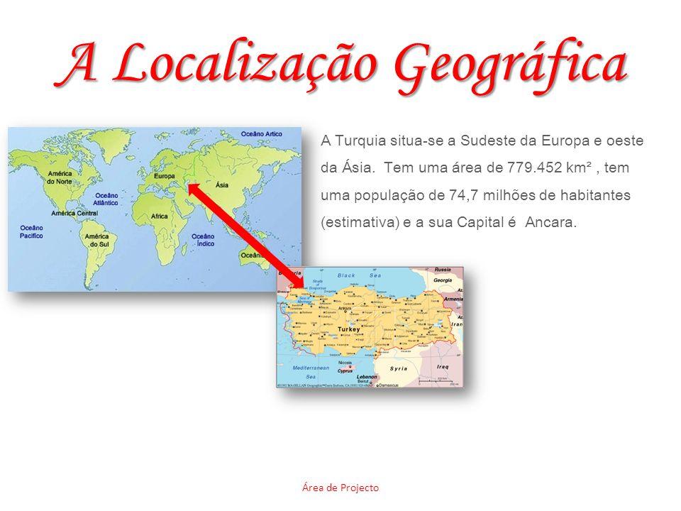 A Localização Geográfica