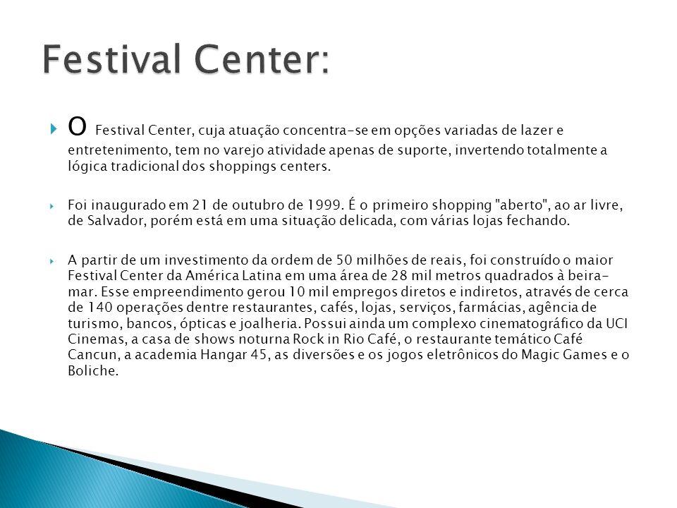 Festival Center: