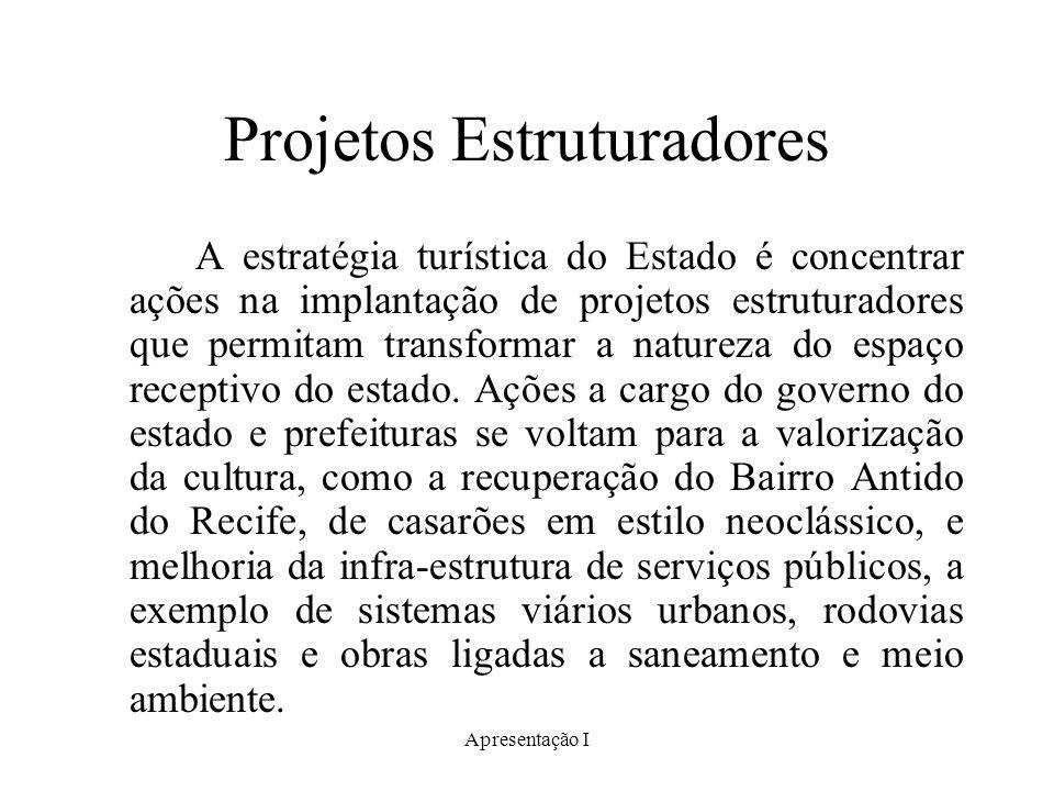 Projetos Estruturadores
