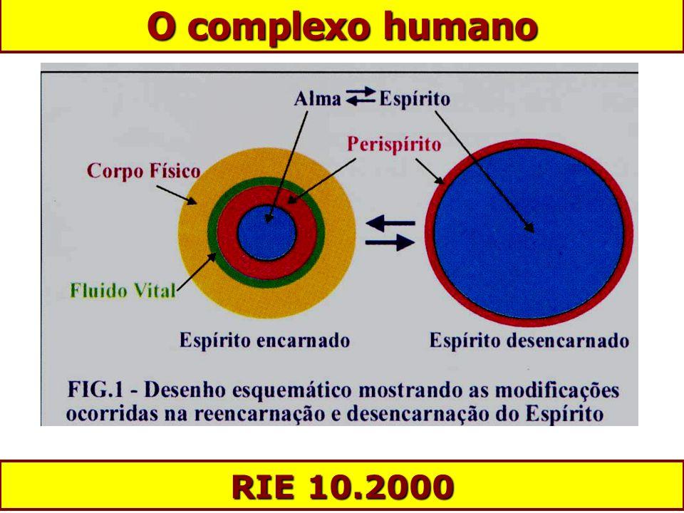 O complexo humano RIE 10.2000