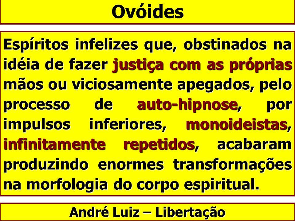 André Luiz – Libertação