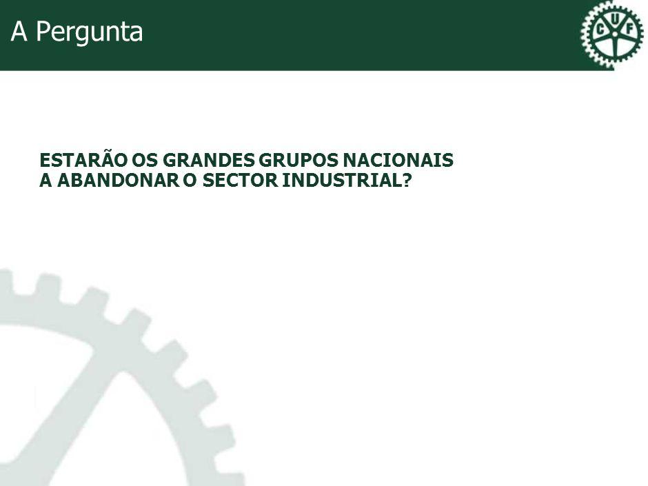 A Nossa Resposta CUF é o maior grupo químico português