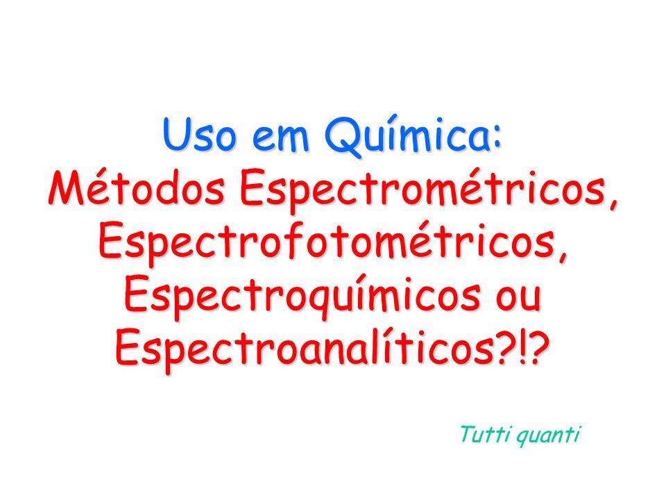 Métodos Espectrométricos,