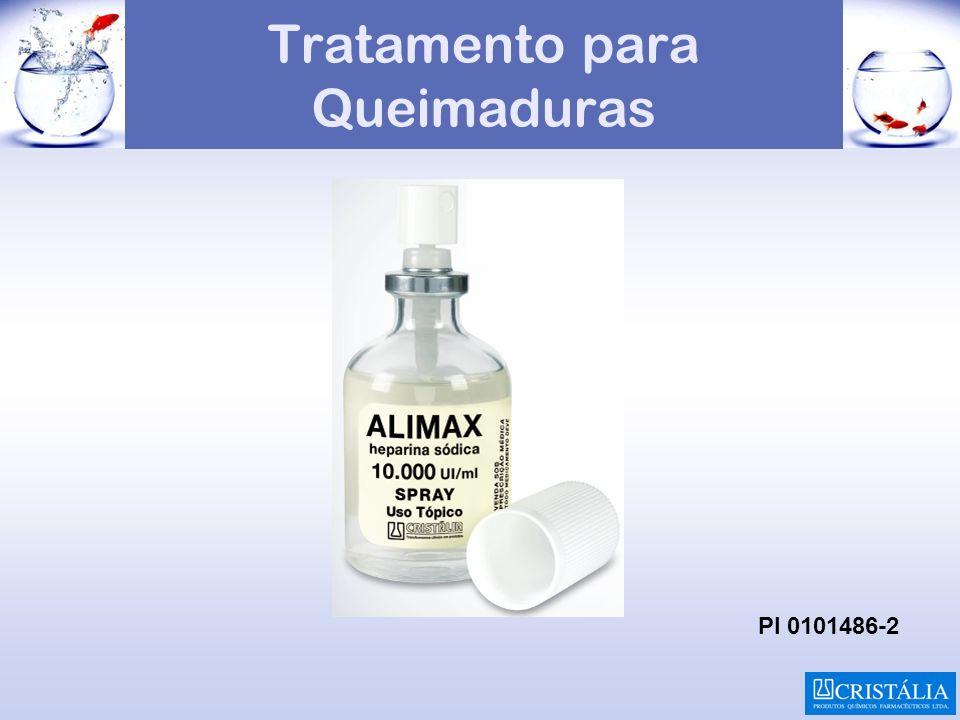 Tratamento para Queimaduras