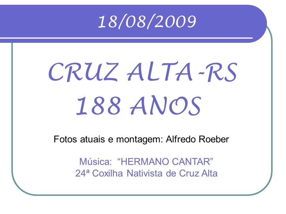 Música: HERMANO CANTAR 24ª Coxilha Nativista de Cruz Alta