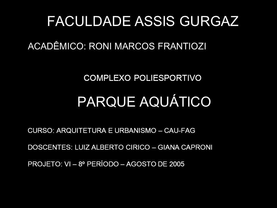 FACULDADE ASSIS GURGAZ