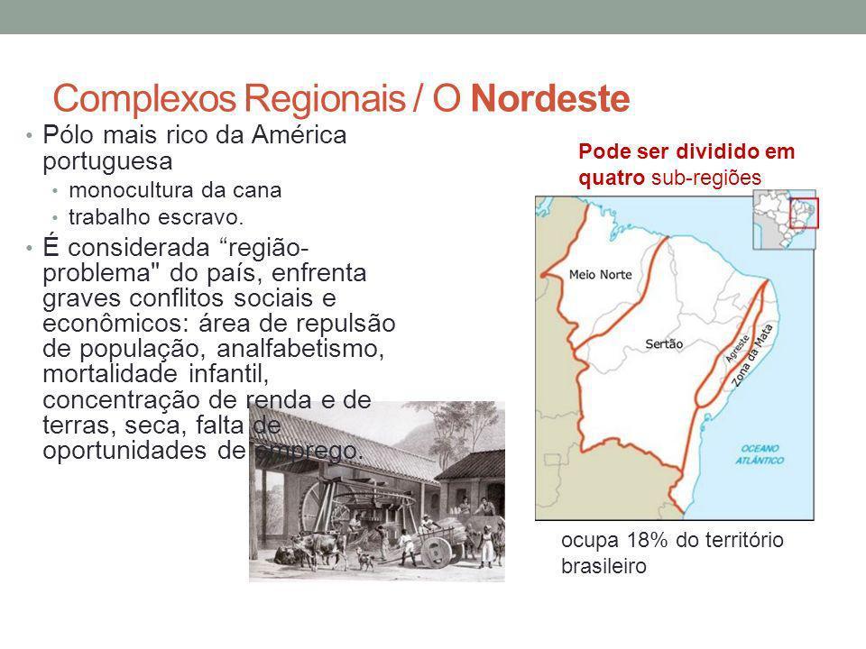 Complexos Regionais / O Nordeste