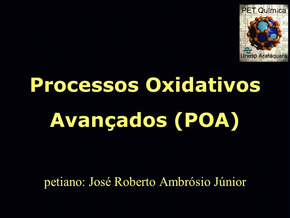 Processos Oxidativos Avançados (POA)