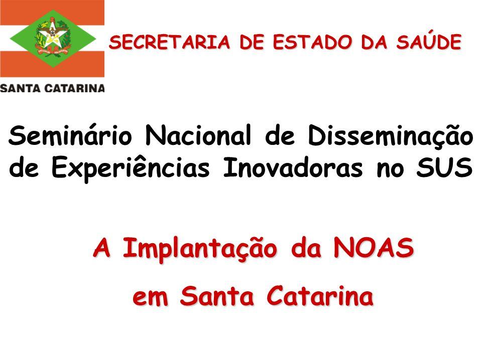 Seminário Nacional de Disseminação de Experiências Inovadoras no SUS