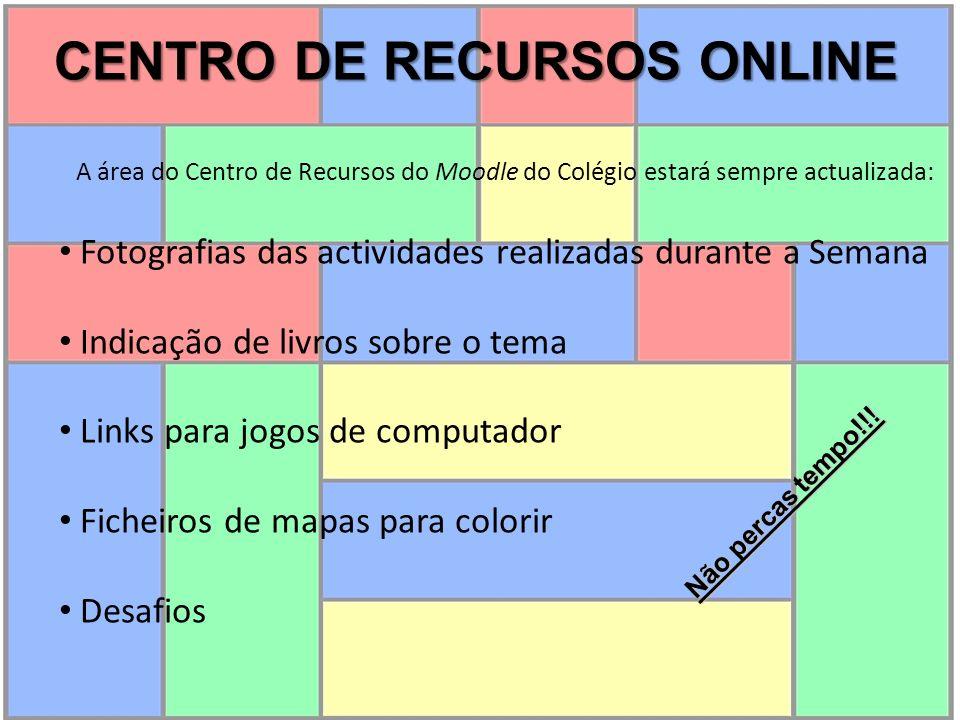CENTRO DE RECURSOS ONLINE