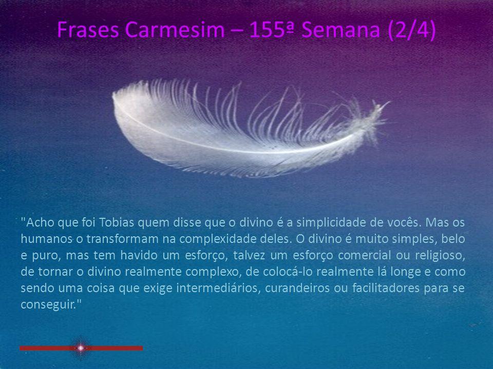 Frases Carmesim – 155ª Semana (2/4)