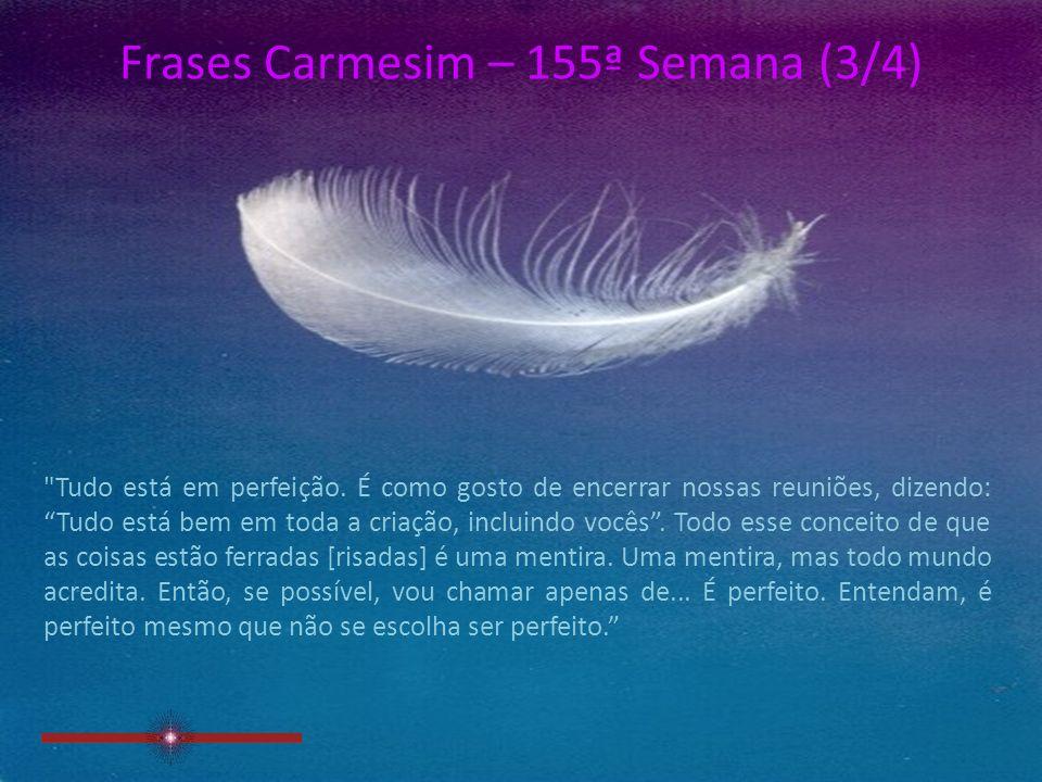 Frases Carmesim – 155ª Semana (3/4)