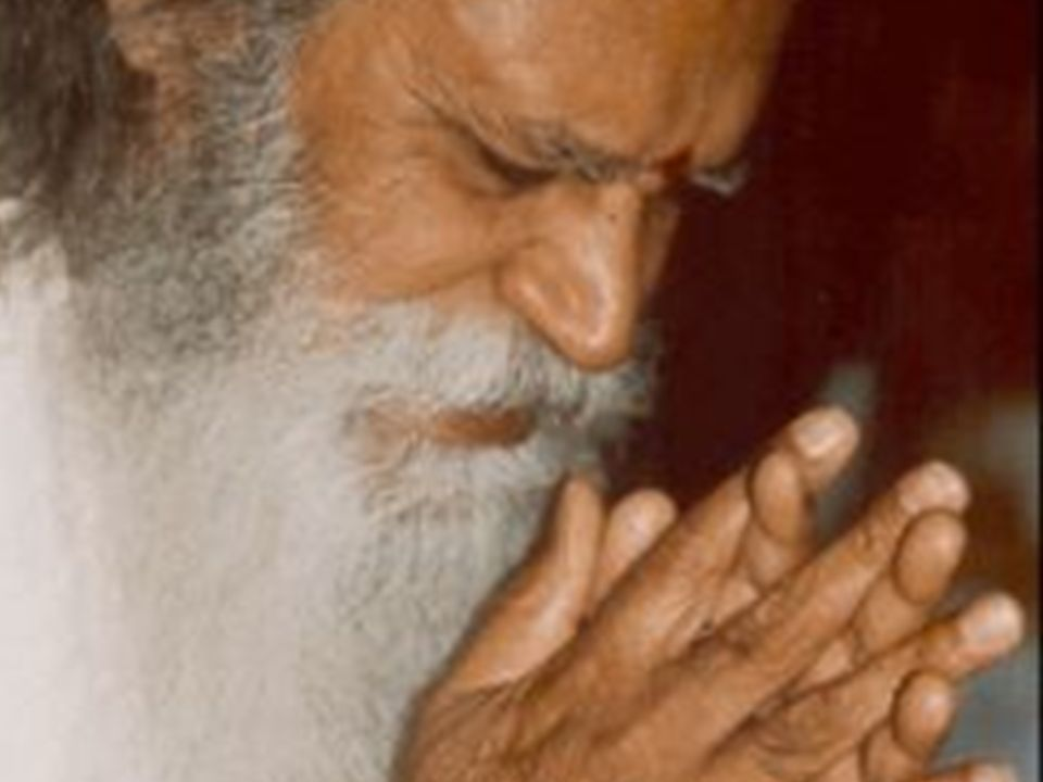 Satchidananda, o mestre do Yoga Integral