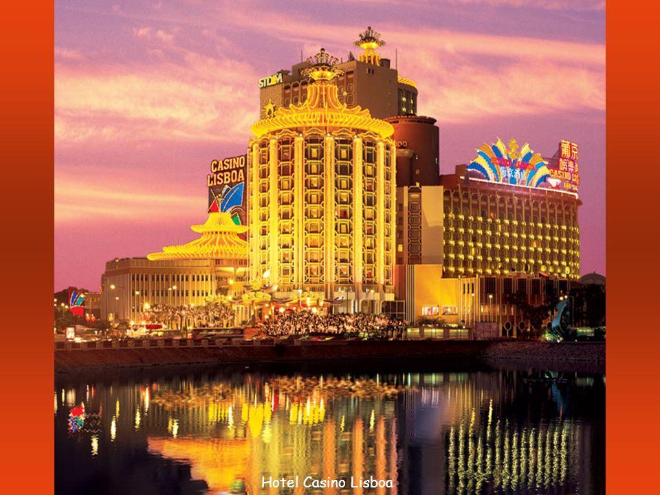 Hotel Casino Lisboa