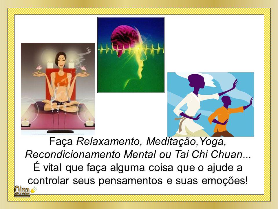 Faça Relaxamento, Meditação,Yoga,